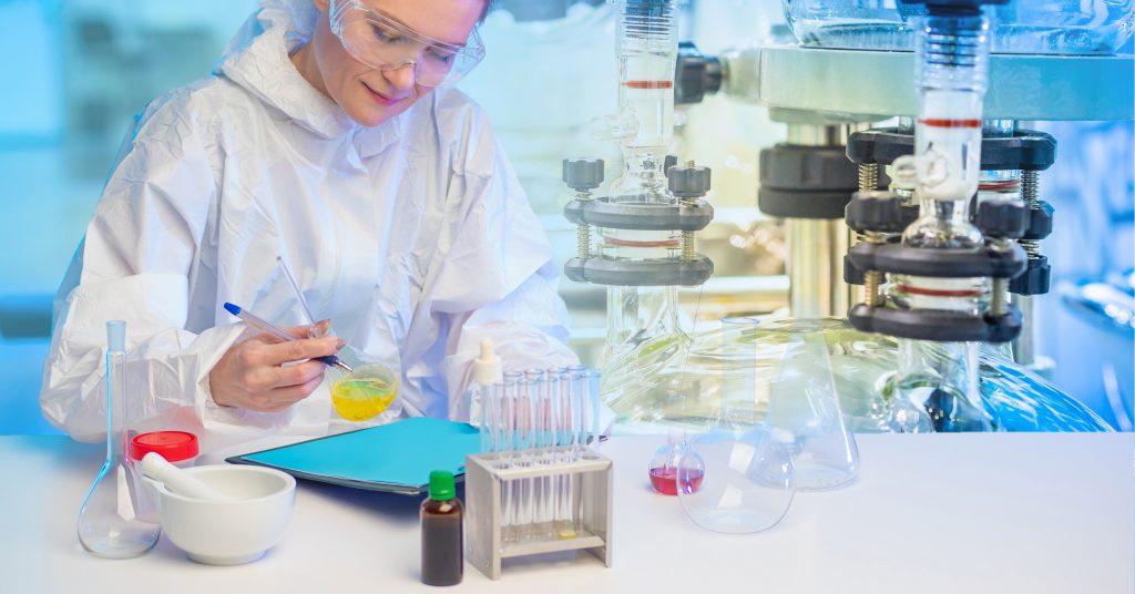 Reattori in vetro e Termostatazione per sintesi chimica