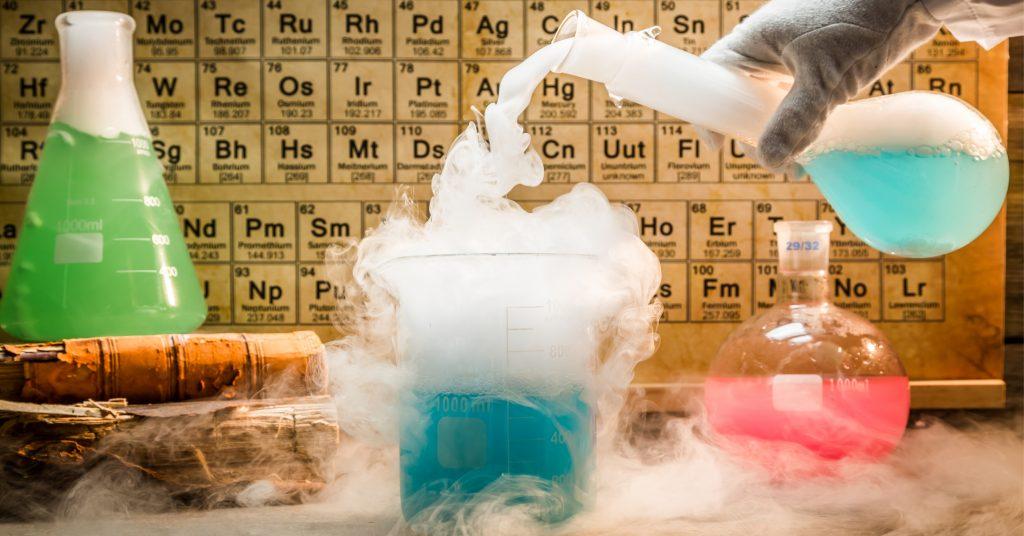 Sintesi chimica: proposte applicative