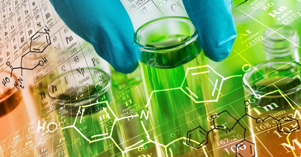 Sintesi chimica: reazioni di idrogenazione catalitica con reattori in acciaio