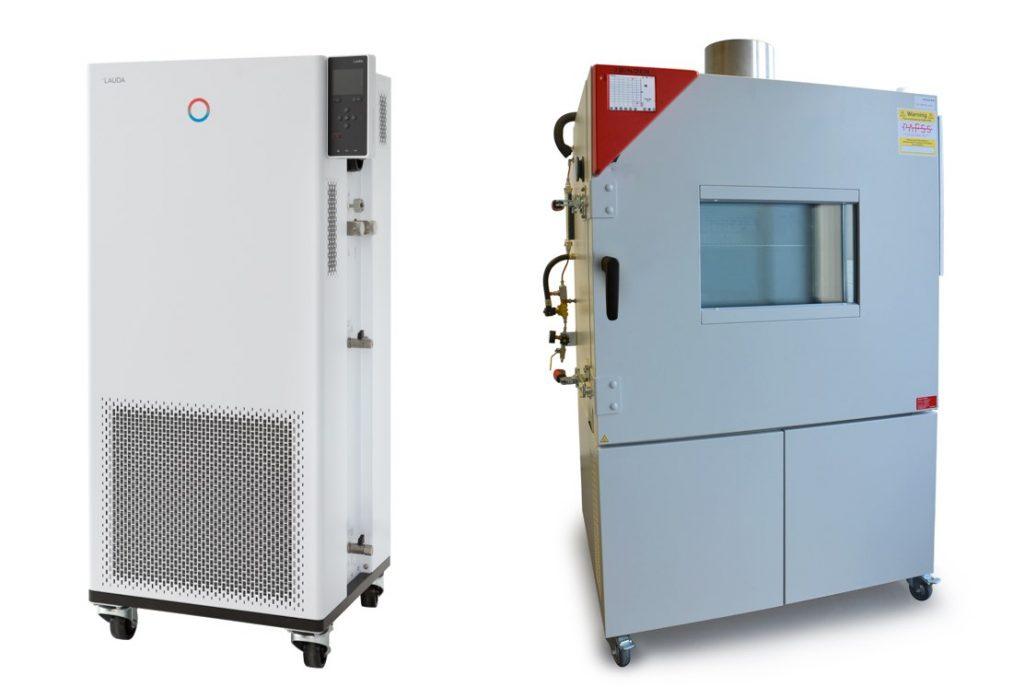 camere climatiche per test su batterie auto elettriche