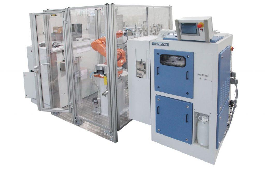 laboratorio automatizzato di controllo qualità