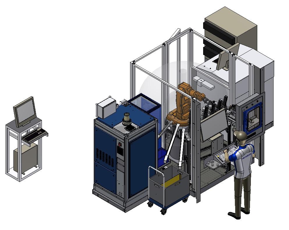 automazione laboratori di controllo qualità