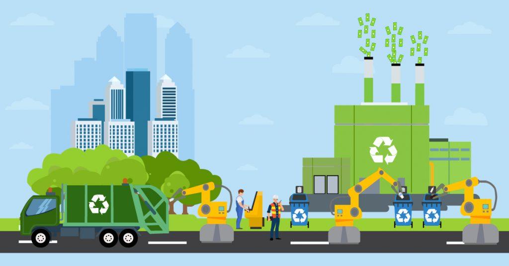 determinazione del carbonio organico totale TOC sui rifiuti