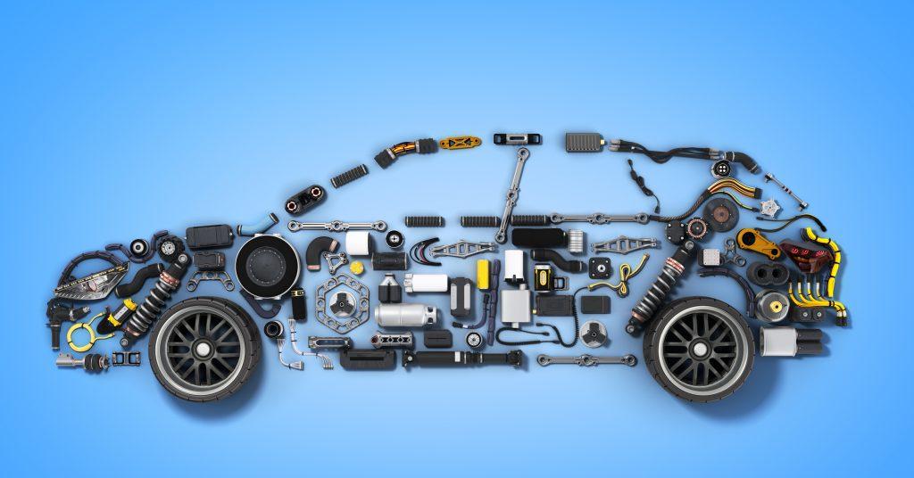 Macchine di prova materiali per il settore automobilistico
