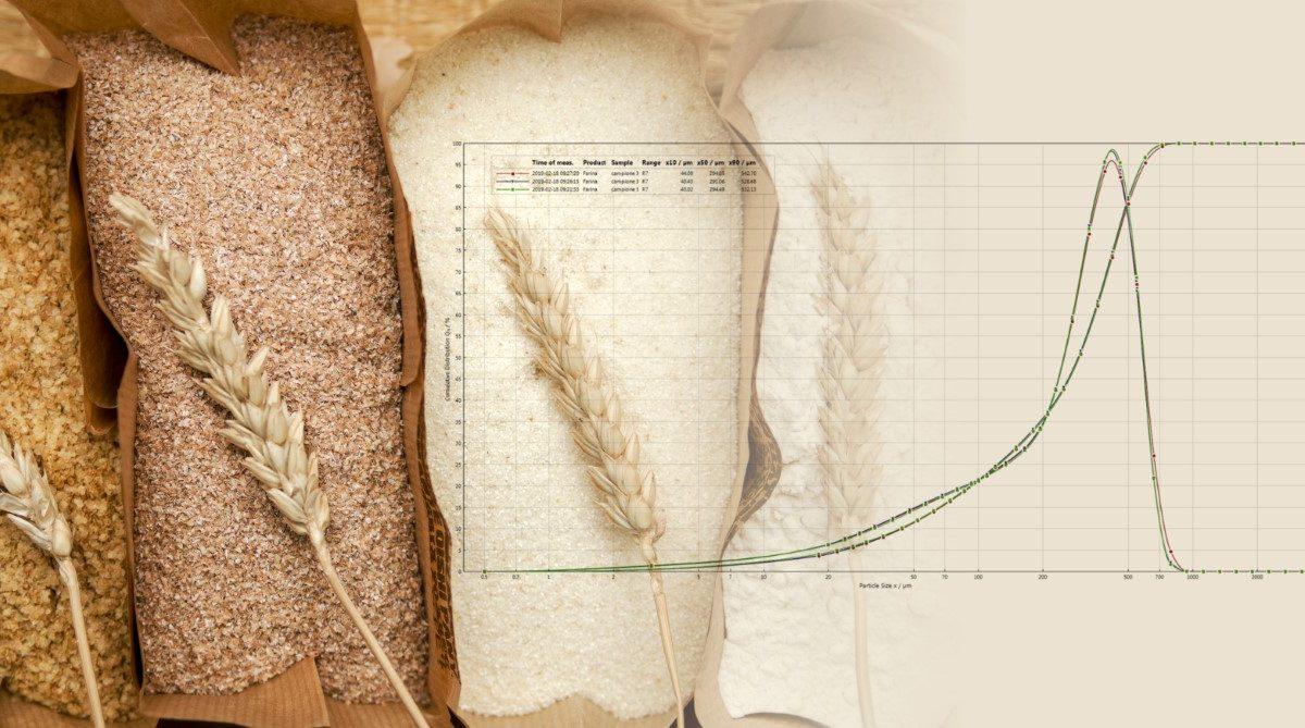 granulometria delle farine