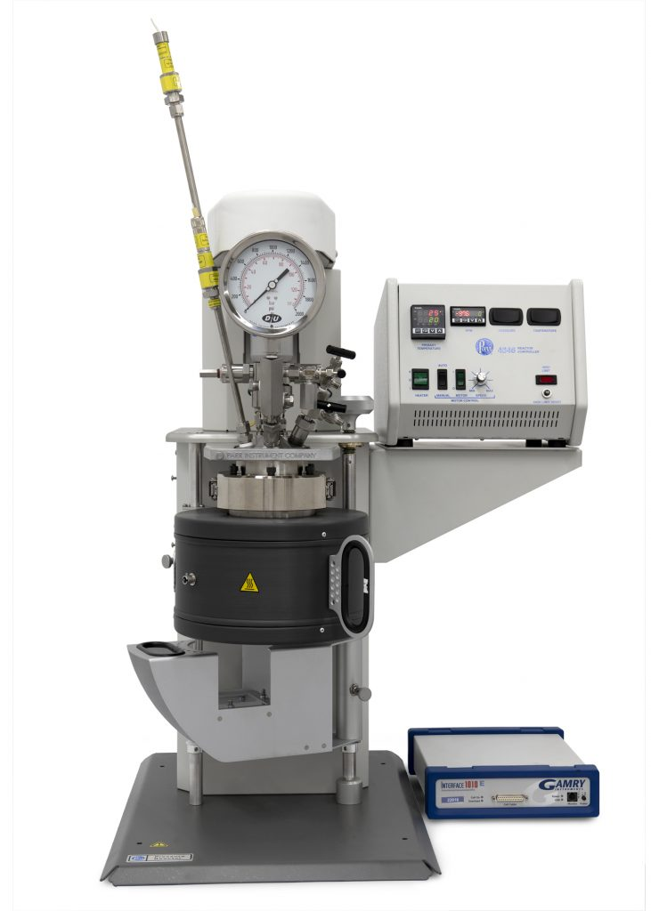 sistema per il monitoraggio della corrosione